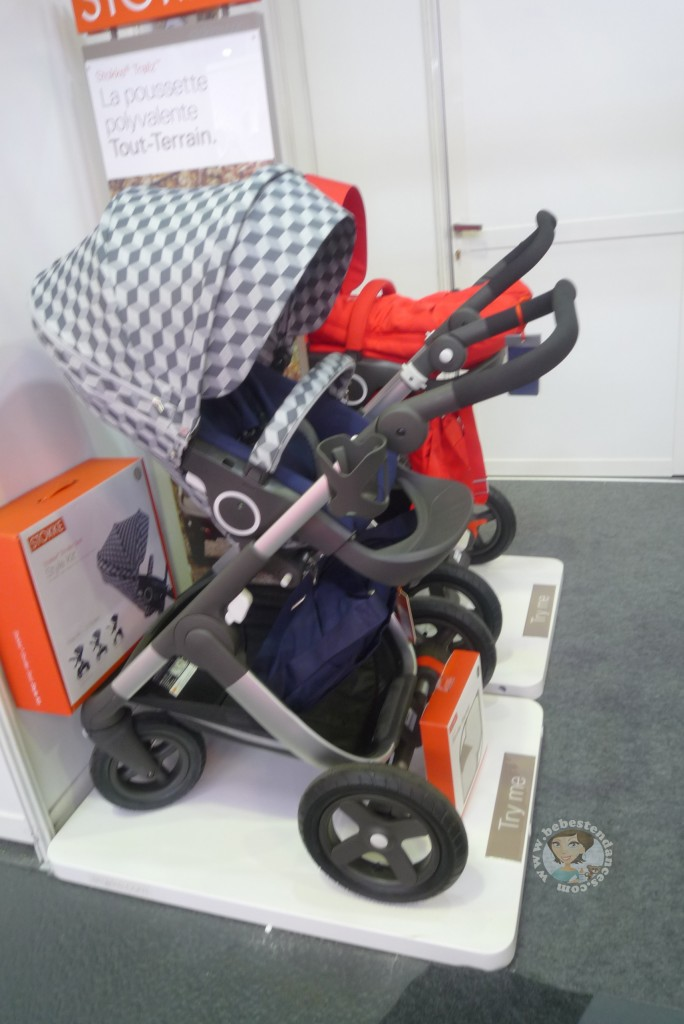 stokke trailz - passion bébé 2014