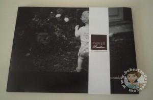 livre photo papier d'émotions