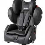 Recaro Young Sport Hero with harness