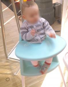 chaise-haute-babybjörn