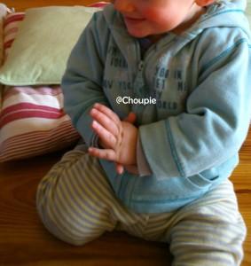 communication signe bébé