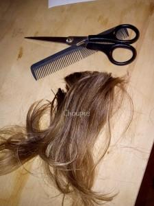 se couper les cheveux soi même
