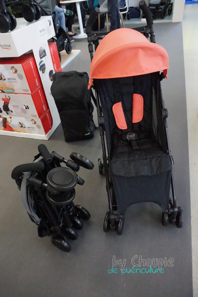poussette britax holiday